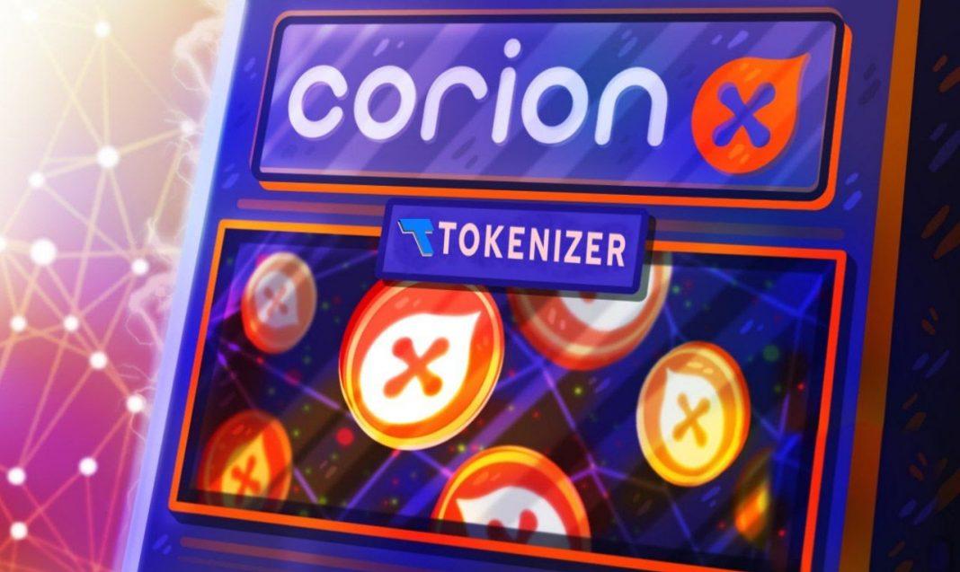 CorionX Initial Dex Offering Announcement
