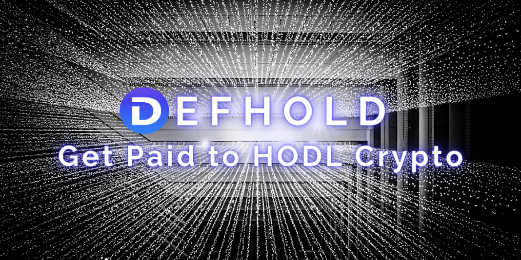 Get Paid to HODL Crypto: DEFHOLD Comprehensive Review